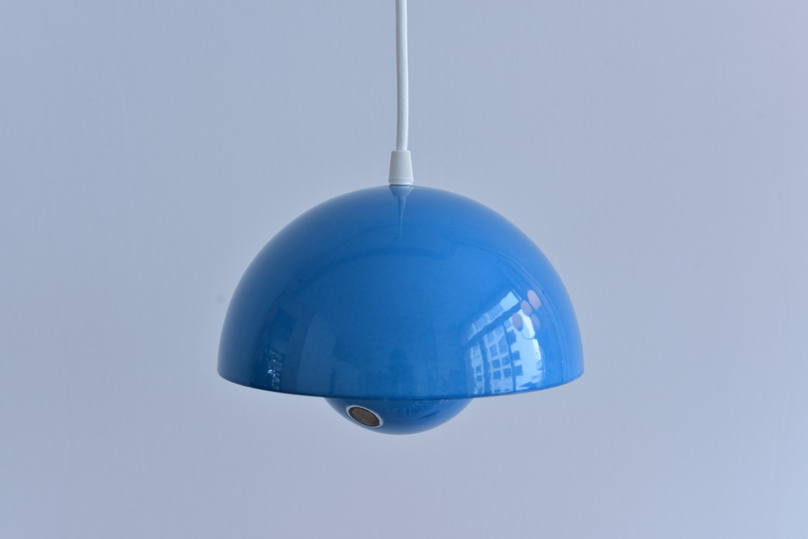Little Flowerpot Lamp by Verner Panton for Louis Poulsen heyday möbel