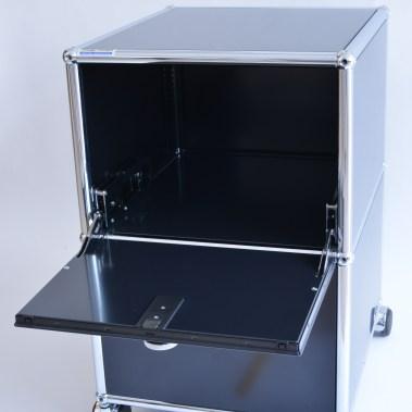 Black USM Cabinet