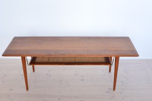 Peter Hvidt and Orla Molgaard FD-516 Coffee Table France and Son heyday moebel