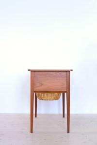 Illums Bolighus Sewing Table in Teak - Denmark, 1960s