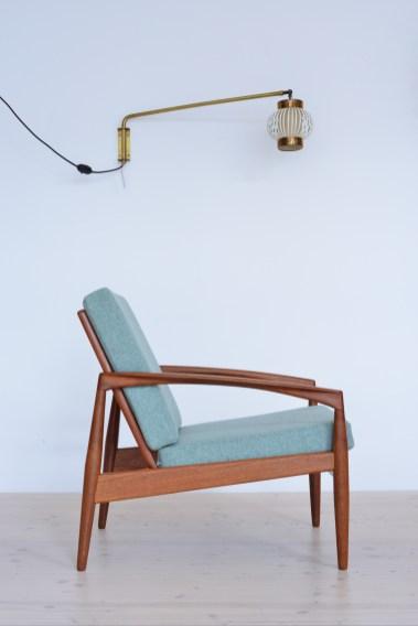 Kai Kristiansen Paper Knife Chair Magnus Olsen heyday möbel