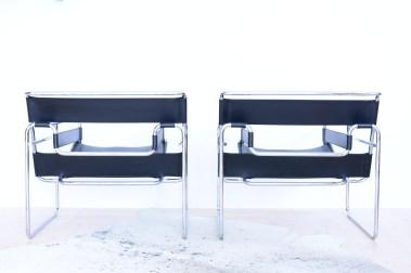 Marcel Breuer B3 Wassily Chair heyday möbel