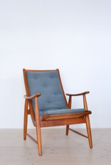 Jacob Muller Ronco Chair Original available at heyday möbel, Grubenstrasse 19, 8045 Zurich, Switzerland