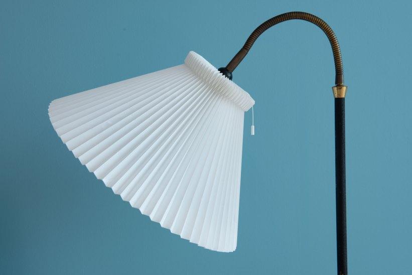 Danish_Le_Klint-Shade_Floor_Lamp_9747