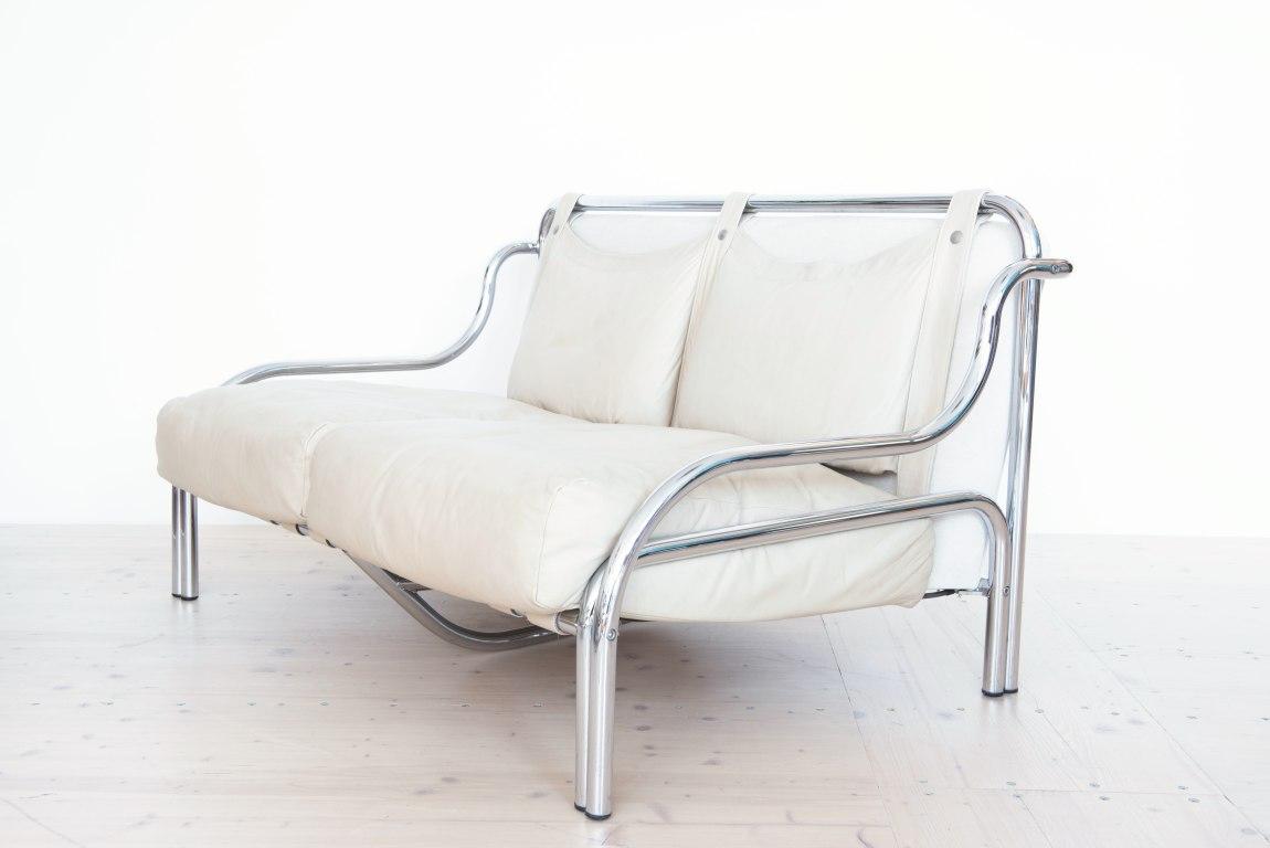 Gae Aulenti Stringa Lounge Set for Poltronova, Italy, 1963. Available at heyday möbel, Zurich Switzerland.