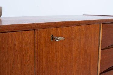Spekter Combi II Teak Sideboard by Skeie & Co. Fredrik A. Kayser