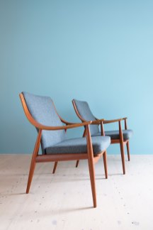 Peter_Hvidt_FD_148_Easy_Chair_Set_heyday_möbel_Zurich_Switzerland_0944