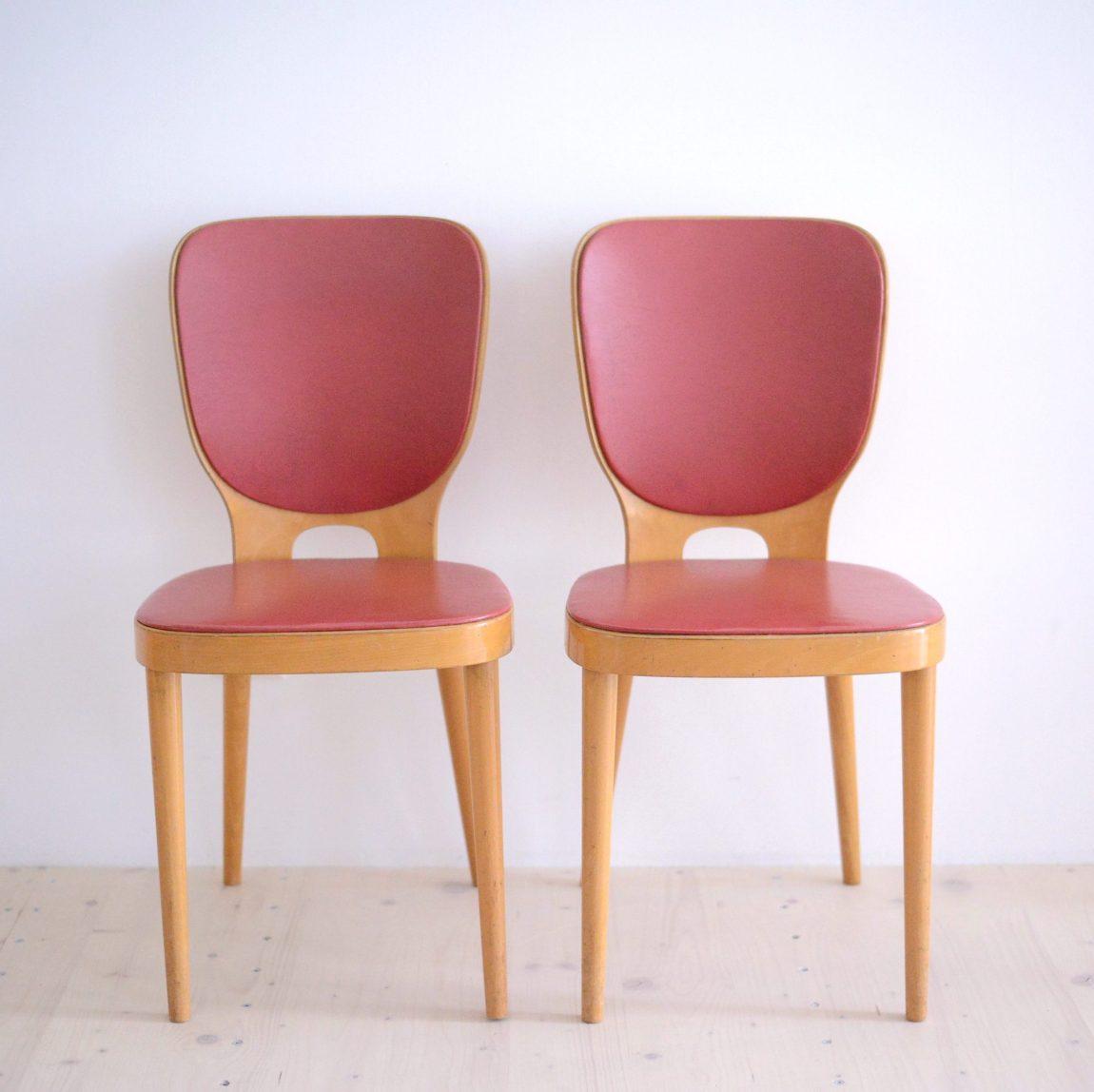 Max Bill Horgenglarus Chair Pair heyday möbel moebel Zürich Zurich Binz