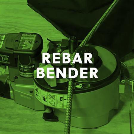 REBAR BENDERS