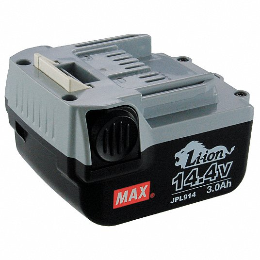 MAX JPL91440A 14.4V 4.0Ah Lithium Ion battery