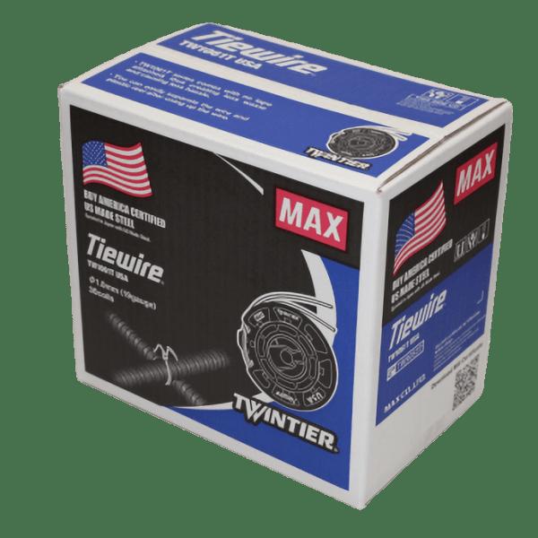 TW1061T-USA Buy America Certified Rebar Tie Wire