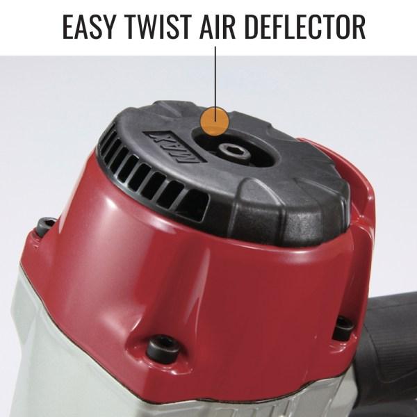 CN565S3 Easy Twist Air Deflector