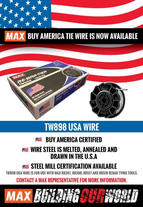 TW898-USA-TIE-WIRE