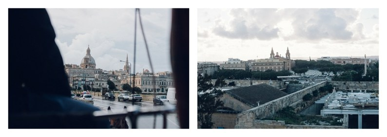 Views of Valletta, Malta