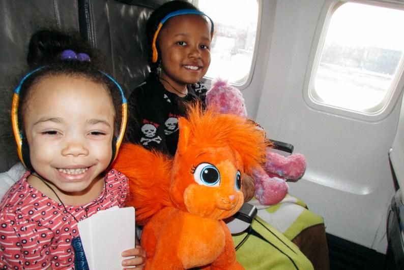 Flying with children | Janet Damon