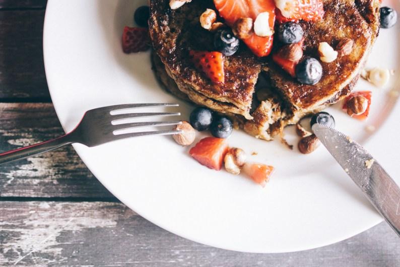 HDYTI Plantain Pancakes