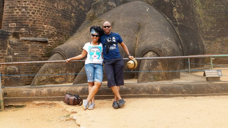 HDYTI at Sigiriya | Sri Lanka