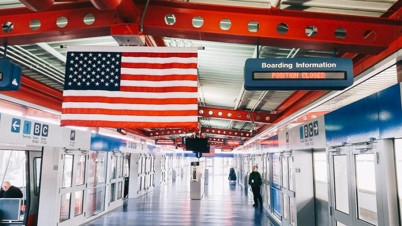 Travelling the USA | Flight Connections