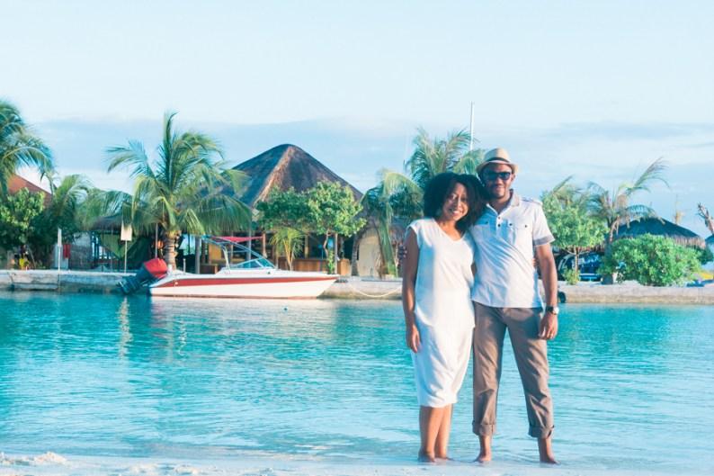 Maldives Romance Honeymoon