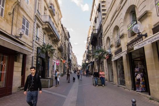 Rue Sainte-Catherine (Bordeaux)