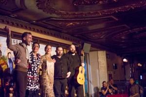 Flamenco at Villa Rosa, Plaza de Santa Ana Madird