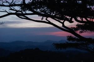Sunset Inspirational Life Lessons, Amaya Hills, Kandy, Sri Lanka