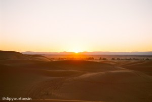Morocco | Sahara Desert