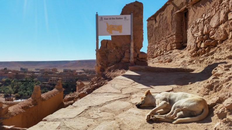 Ait Ben Haddou, Morocco, Desert Trek