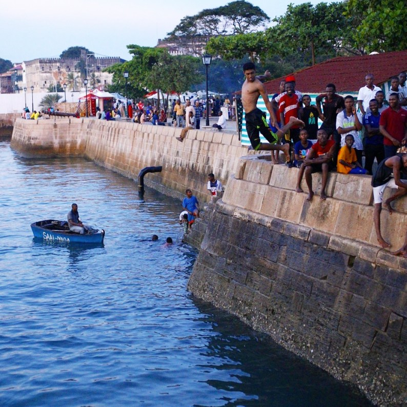 Zanzibar Stone Town | First chances
