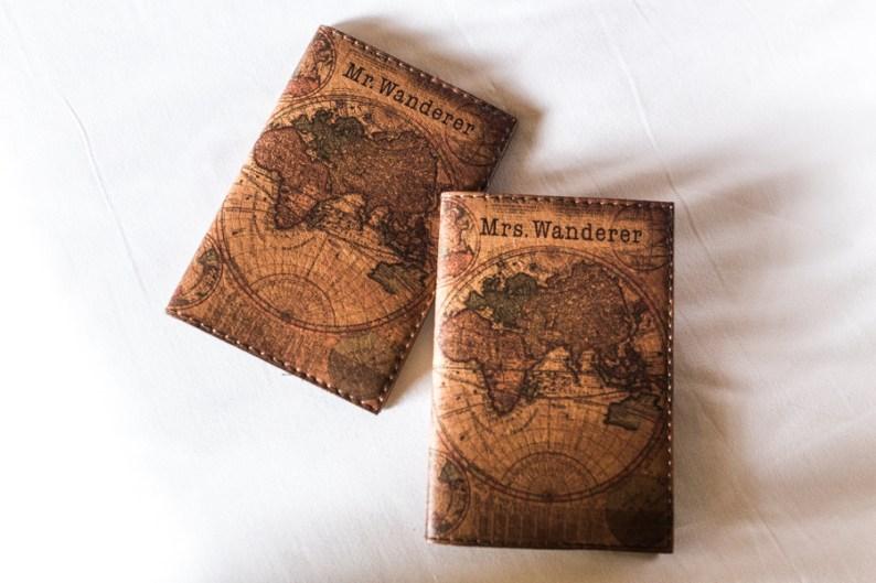 Mr & Mrs Wanderer Passport Holders, Doha   @dipyourtoesin