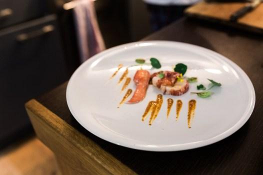 École du Goût   Saint-Malo   lobster with tarragon sauce   @dipyourtoesin