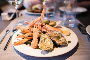 Seafood | Restaurant Le 5 | Hotel France et Chateaubriand | Saint-Malo | @dipyourtoesin