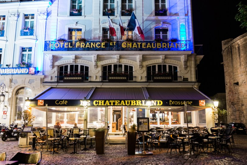 Hotel France et Chateaubriand | Saint-Malo