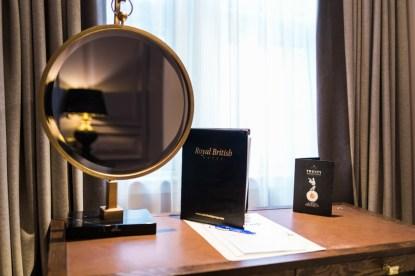 Royal British Hotel | Edinburgh | Scotland | @dipyourtoesin