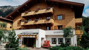 Hotel Gotthard, Lech, Arlberg, Austria Alps