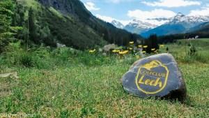 Golf Course, Lech, Arlberg, Austria Alps