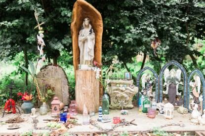 Cross Bones Graveyard Southwark, London