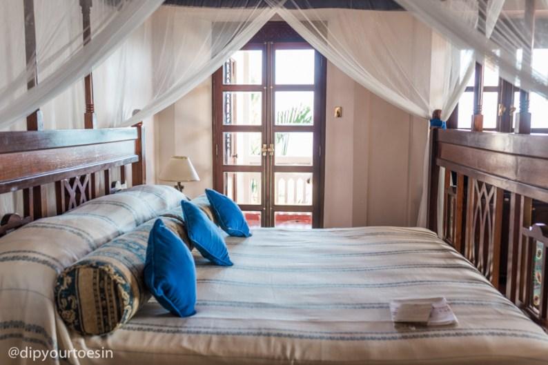 Zanzibar Serena Hotel King Room