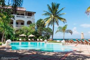 Zanzibar Serena Hotel, Shangani Street, Kelele Square