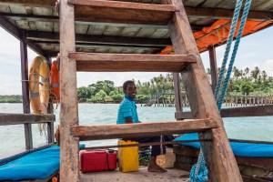 Zanzi Resort Dhow, Zanzibar