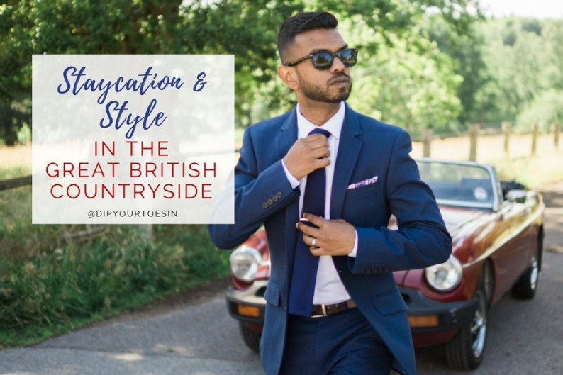Staycation & Style in the Great British Countryside   via @dipyourtoesin