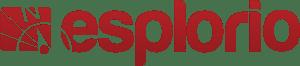 Esplorio Logo | via @dipyourtoesin