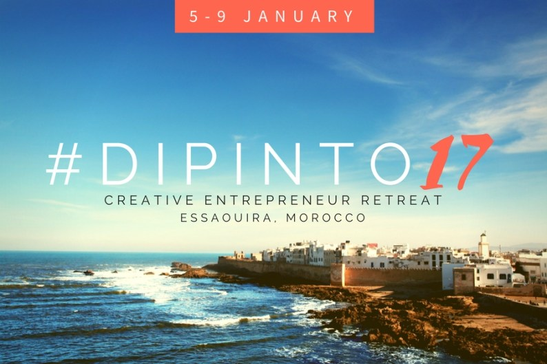 DIPINTO17 Retreat for creative entrepreneurs