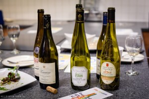 Loire Valley Wine and Seafood Tasting at Billingsgate | via @dipyourtoesin