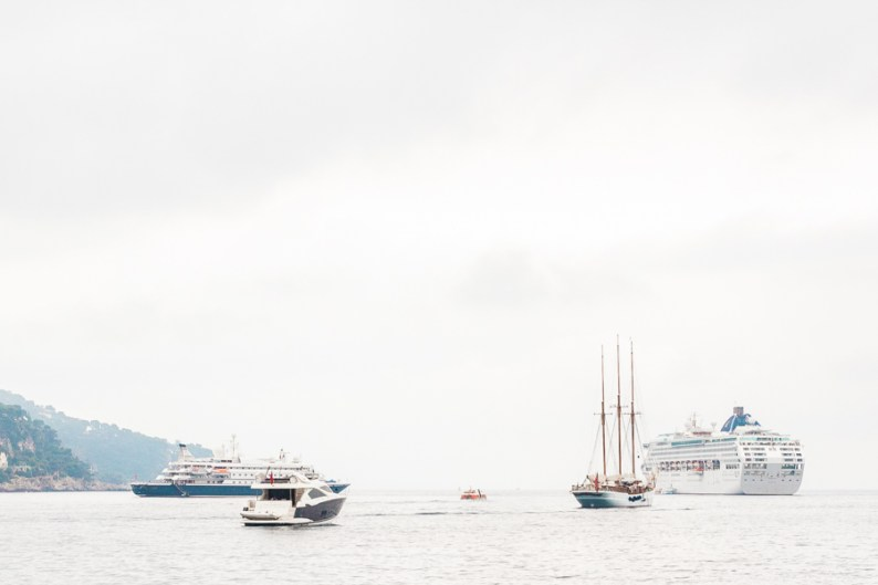 Villefranche | From Thought to Cruise: Four Questions to Help You Decide! | via @dipyourtoesin