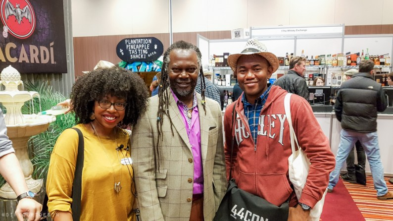 Levi Roots | UK Rum Festival 2016 Highlights