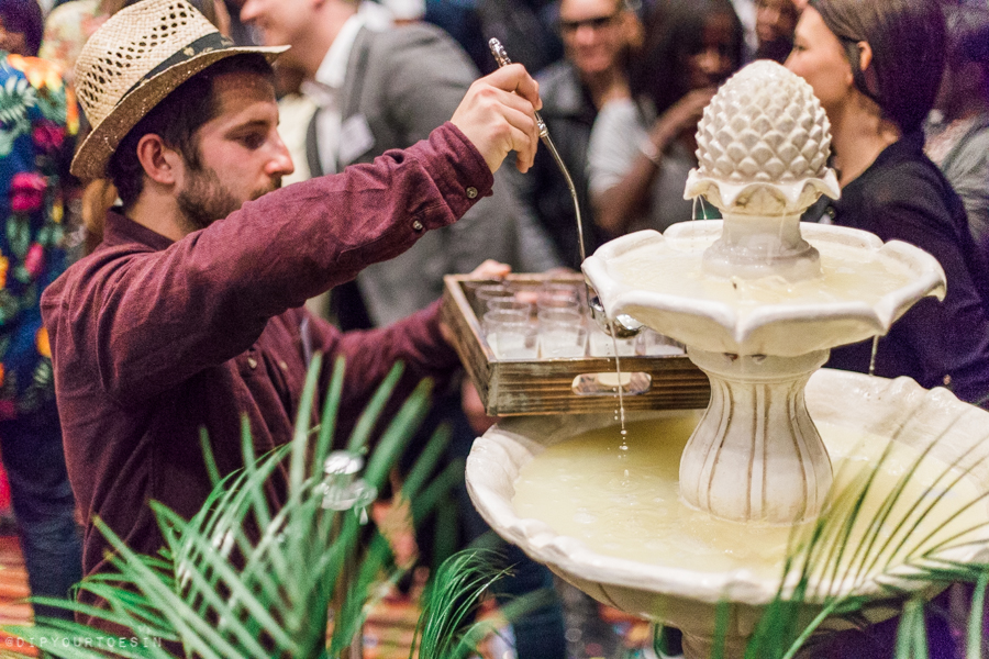 Revolucion de Cuba | UK Rum Festival 2016 Highlights