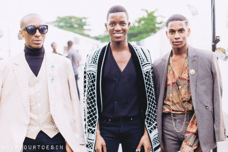Denola Grey, Lagos Fashion and Design Week
