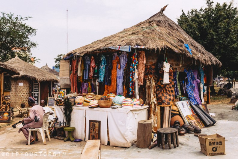 Arts & Crafts Centre | Understanding Nigeria | Abuja, a City in Search of a Soul
