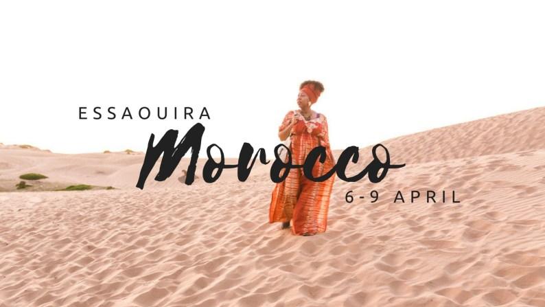 #DIPINTO17 Morocco